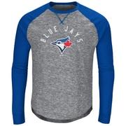 Majestic – T-shirt à manches longues Special Move des Blue Jays de Toronto, petit