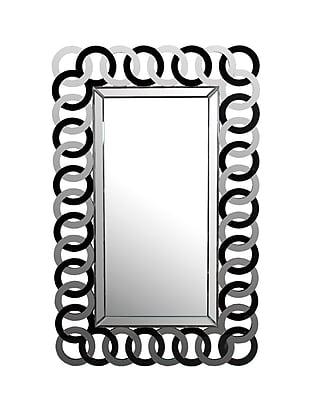 Orren Ellis Cheri Wall Mirror