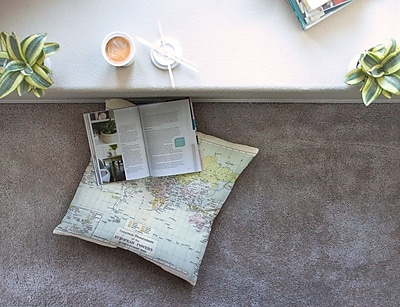 East Urban Home Travel World Map by