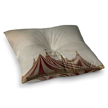 East Urban Home The Big Top Urban Photography by Chelsea Victoria Floor Pillow; 26'' x 26''