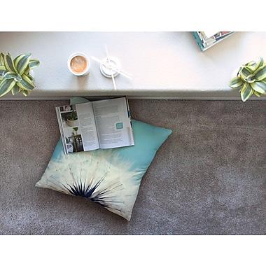 East Urban Home Shes a Firecracker by Beth Engel Floor Pillow; 26'' x 26''