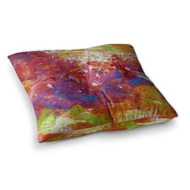 East Urban Home Sonoran Fantasy by Jeff Ferst Floor Pillow; 26'' x 26''