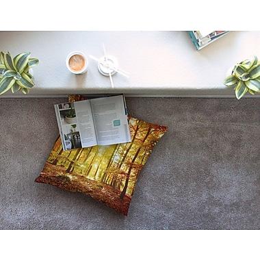 East Urban Home Sun Flooded by Iris Lehnhardt Floor Pillow; 26'' x 26''