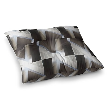 East Urban Home Architexture Photography by Tiny September Floor Pillow; 26'' x 26''