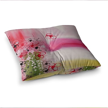 East Urban Home Spring Dreams by Cathy Rodgers Floor Pillow; 26'' x 26''