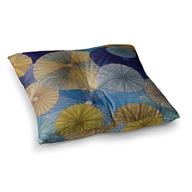 East Urban Home Suspension by Heidi Jennings Floor Pillow; 23'' x 23''