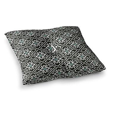East Urban Home Geometric by Heidi Jennings Floor Pillow; 26'' x 26''