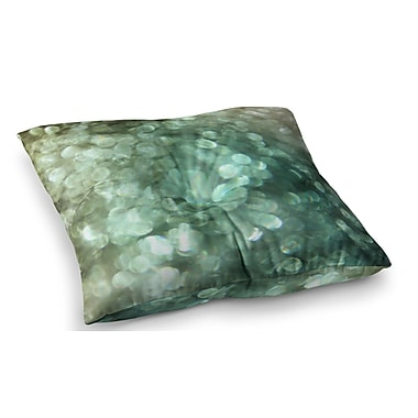 East Urban Home Sparkle Glitter by Debbra Obertanec Floor Pillow; 23'' x 23''