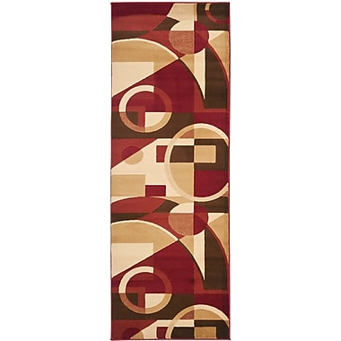 Ebern Designs Charis Woven Area Rug; Runner 2'4'' x 6'7''