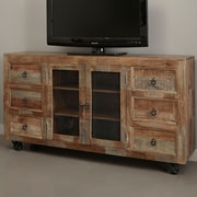 Gracie Oaks Anmoore 6 Drawer 2 Door Sideboard