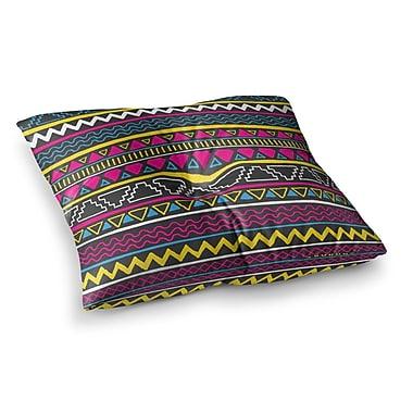East Urban Home Keef by Fimbis Floor Pillow; 26'' x 26''