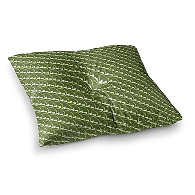East Urban Home Deco Calla Lily by Holly Helgeson Floor Pillow; 26'' x 26''