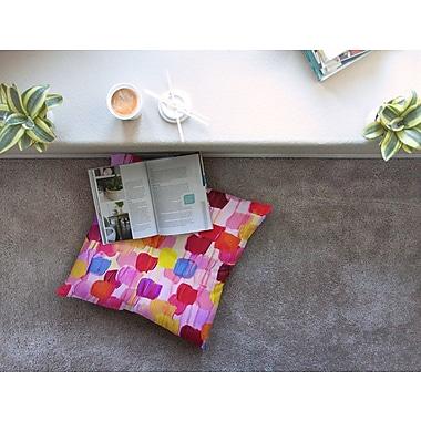 East Urban Home Dotty by Ebi Emporium Floor Pillow; 26'' x 26''