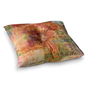 East Urban Home Hazy by Ebi Emporium Floor Pillow; 23'' x 23''