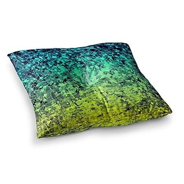East Urban Home Ombre Love by Ebi Emporium Floor Pillow; 26'' x 26''