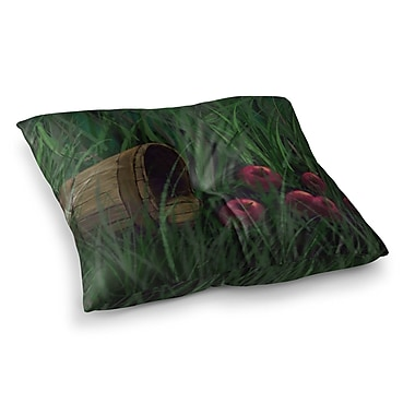 East Urban Home Today's Therapy by Cyndi Steen Floor Pillow; 23'' x 23''