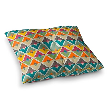 East Urban Home My Diamond by Julia Grifol Floor Pillow; 23'' x 23''