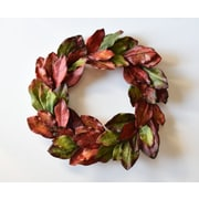 Gracie Oaks Magnolia 24'' Wreath