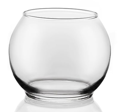 Libbey Footed Bubble Ball Decorative Object (Set of 12)