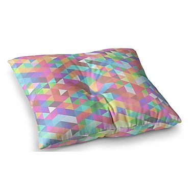 East Urban Home Marques by Fimbis Floor Pillow; 23'' x 23''