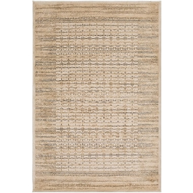 Gracie Oaks Jeddo Tibetan Brown Area Rug; 7'10'' x 10'6''