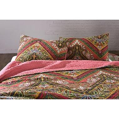 Bungalow Rose Hayley Floral Pillow Sham (Set of 2)