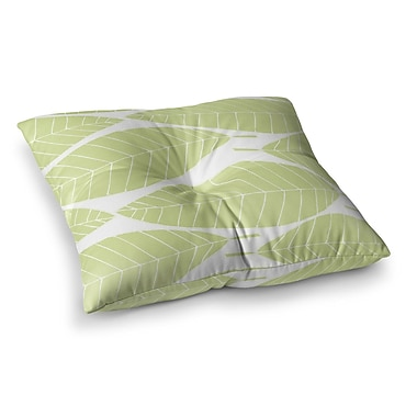 East Urban Home Hojitas by Anchobee Floor Pillow; 26'' x 26''