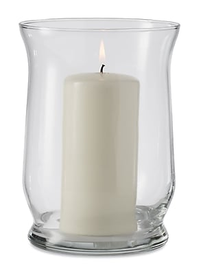 Libbey Adorn Glass Hurricane (Set of 4) WYF078281793496