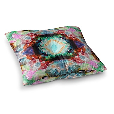 East Urban Home Achat II by Danii Pollehn Floor Pillow; 23'' x 23''