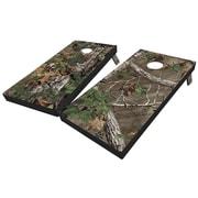 WestGeorgiaCornhole Realtree Extra Full Camo 10 Piece Cornhole Set by