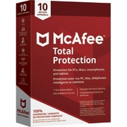 McAfee Canada 2018 Total Protection