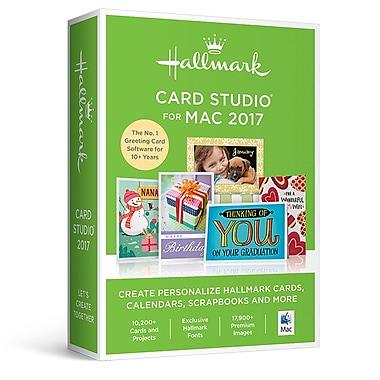 Hallmark Card Studio Mac 2017 [Download]