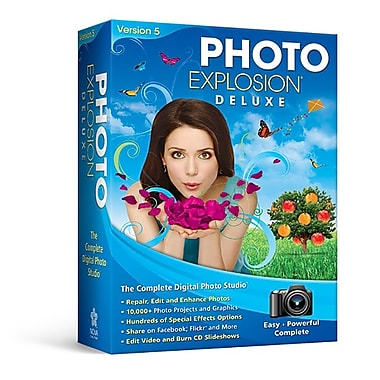 Avanquest Photo Explosion Deluxe 5 [Download]