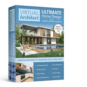 Virtual Architect Ultimate Home Design with Landscaping & Decks [Download]