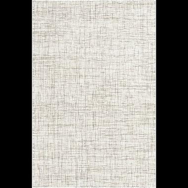 Gracie Oaks Finleyville Hand-Woven Medium Gray Area Rug; 2' x 3'