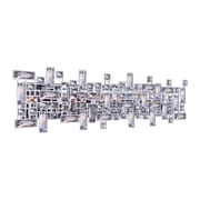 CrystalWorld Arley 8-Light LED Wall Sconce