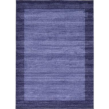 Orren Ellis Christi Blue Area Rug; 3' x 5'