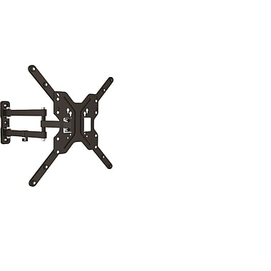 Inland ProHT Full Motion Swivel Wall Mount for 23''-55'' Flat Panel Screens
