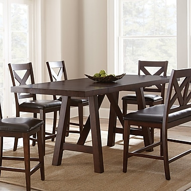 Alcott Hill Clapton Counter Height Dining Table