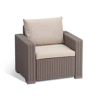 Brayden Studio Stallcup Modern Chair w/ Cushions
