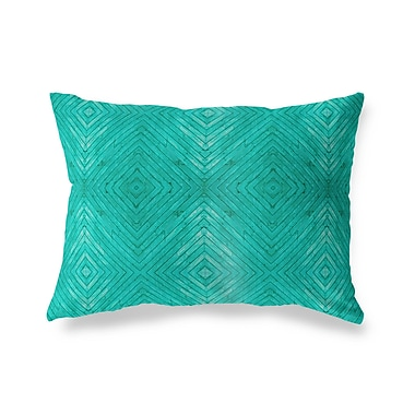 Ivy Bronx Coppin Lumbar Pillow; 12'' x 16''