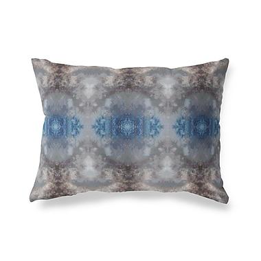Brayden Studio San Marcos Watercolor Outdoor Lumbar Pillow