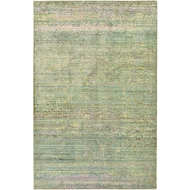 World Menagerie Danbury Green Area Rug; 5' x 8'