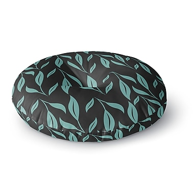 East Urban Home Louise 'Unnamed' Round Floor Pillow; 26'' x 26''