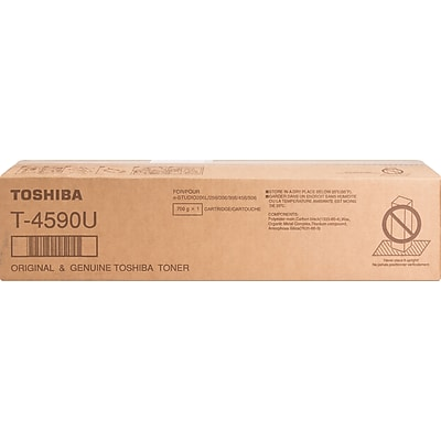 Toshiba T4590 Original Toner Cartridge, Black, Laser, 36000 Pages