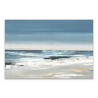 Artissimo East Coast II, Gallery Wrapped Canvas, 36W x 24H x 1.25D Wall Art