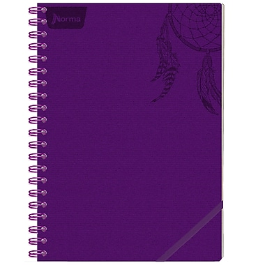 Norma Leather Concept Notebook, 8.25