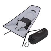 KidCo BouncePod Lightweight Portable Bouncer, Midnight