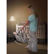 KidCo SwingPod Portable Swing, Grey