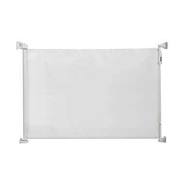 KidCo Retractable Safeway Gate, White